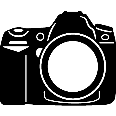 Image result for dslr camera vector icon
